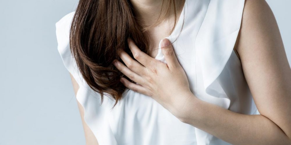 Heart attacks increasingly common in young women