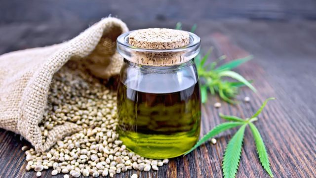 Hemp oil benefits list