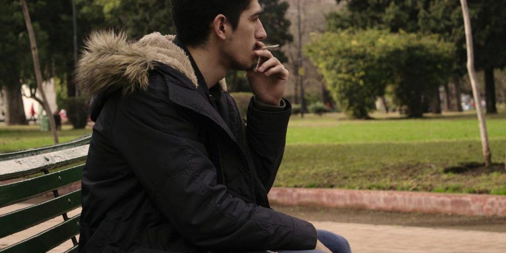 How does smoking marijuana affect sperm?