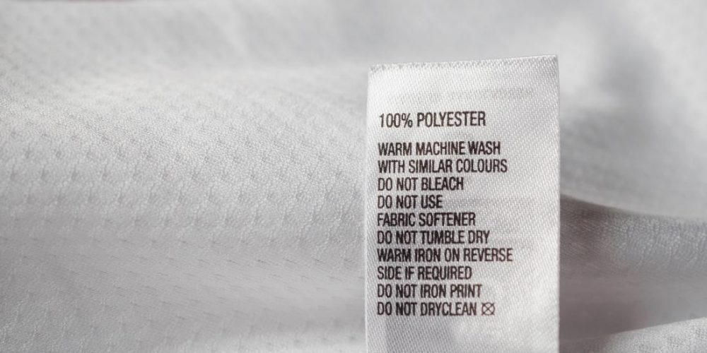 How to manage a polyester allergy