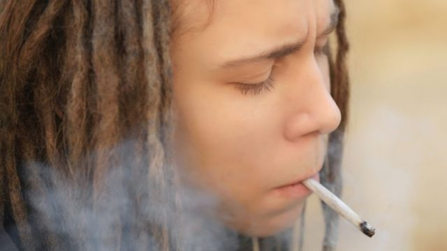 Teen Pot Use Linked to Later Depression, Suicide Attempts