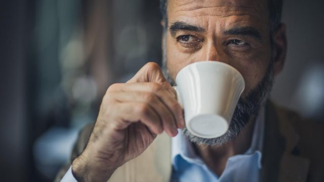 Coffee chemicals could curb prostate cancer