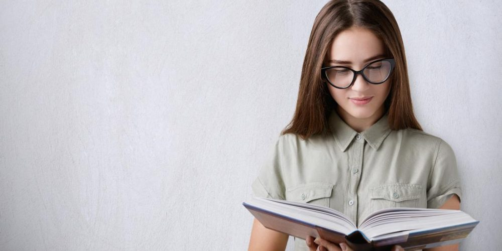 Education may lead to short-sightedness