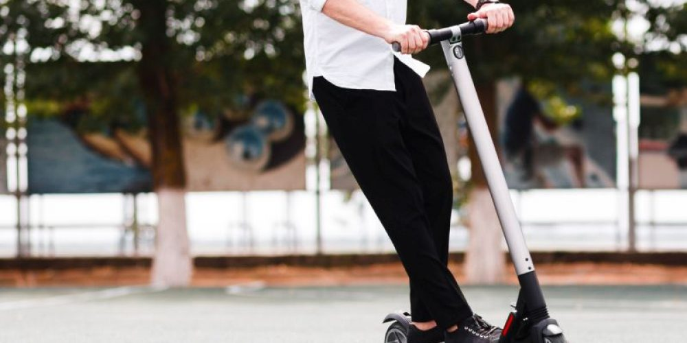 Emergency Rooms the Destination for Many Electric Scooter Users