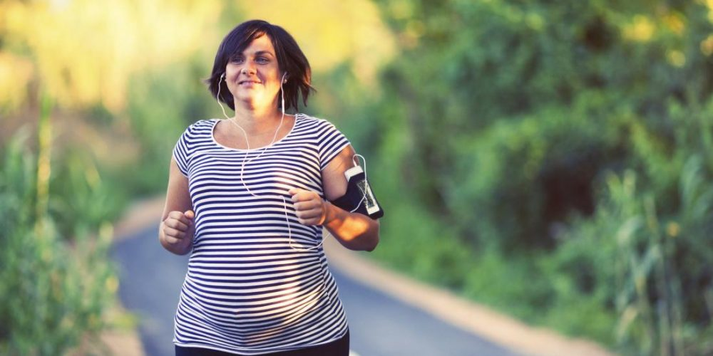 Can I safely lose weight during pregnancy?