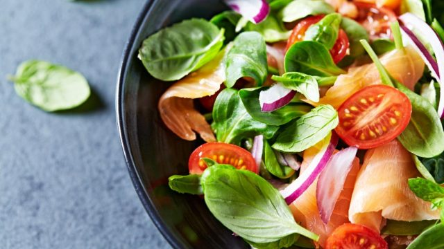 DASH diet reduced heart failure risk 'by almost half' in people under 75
