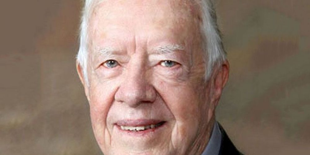 Former President Jimmy Carter Breaks Hip, Has Surgery