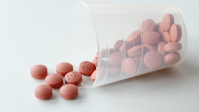 How much ibuprofen is too much?