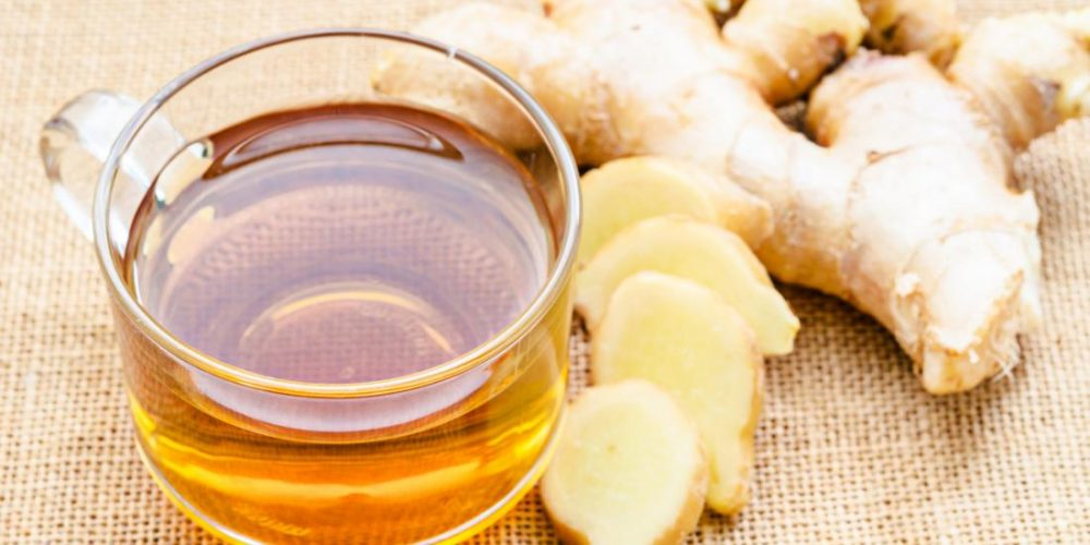 Is drinking ginger water good for health?
