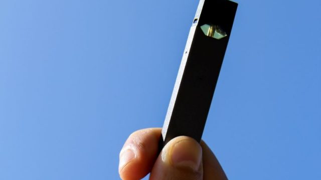 Nearly Half of Juul Twitter Followers Are Teens, Young Adults: Study