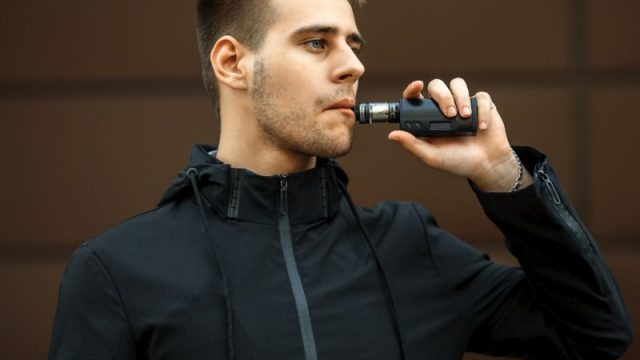 Vaping Habit Might Make You More Prone to Flu