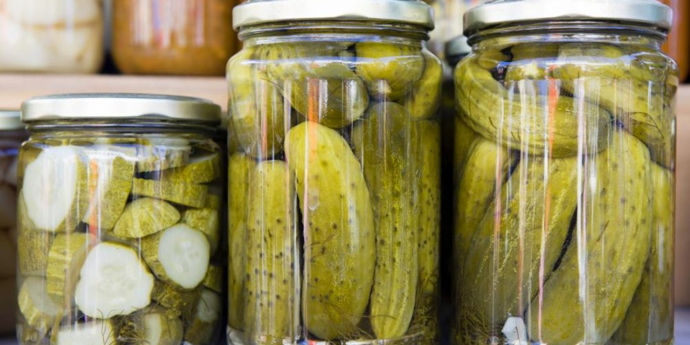 What are the benefits of pickles?
