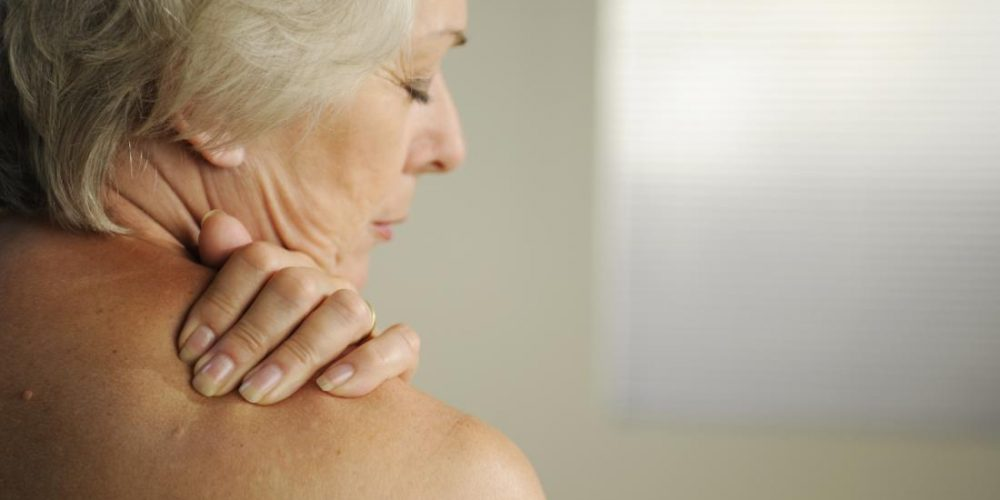 What is calcific tendonitis and what causes it?
