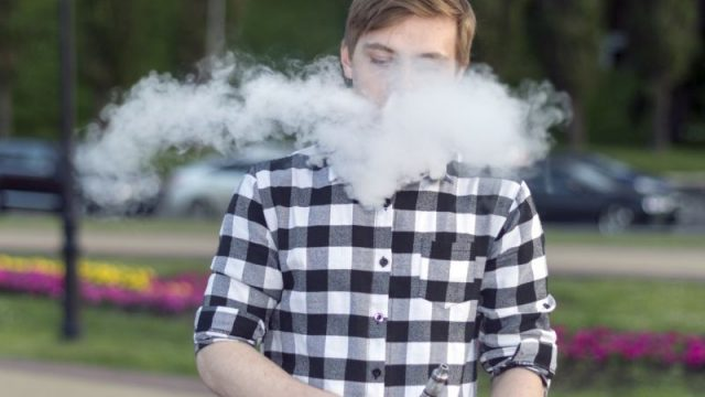 When E-Cig Makers Offer Promotional Items, More Teens Likely to Vape