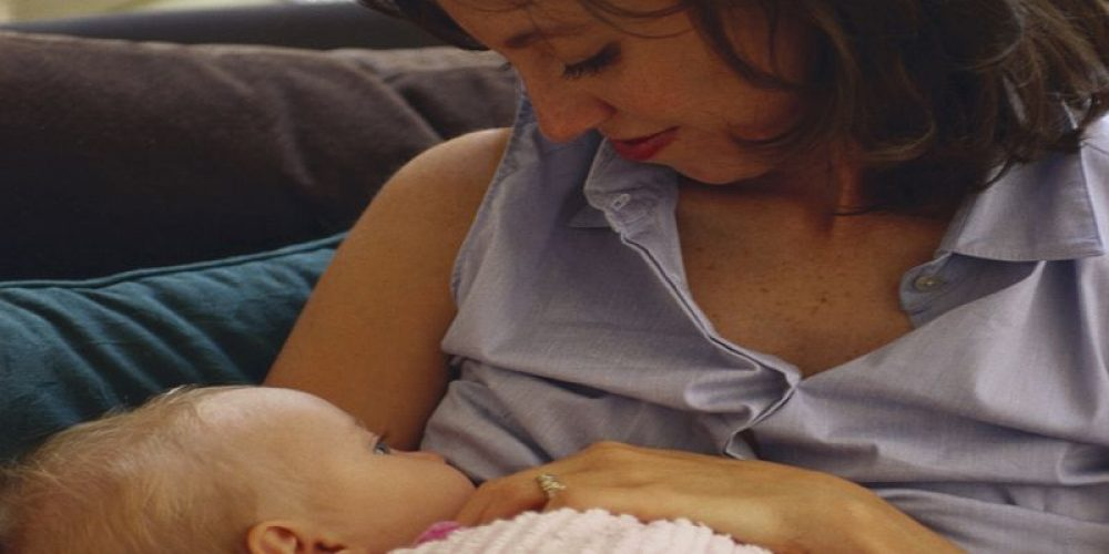 Another Reason Breast Is Best for Fragile Preemie Babies