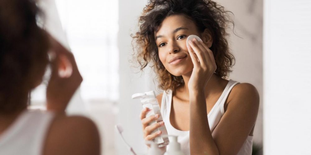 Black skin care: The top 5 tips