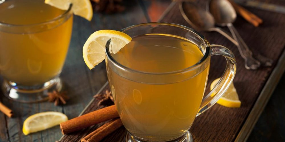 Can a hot toddy help with a cold?