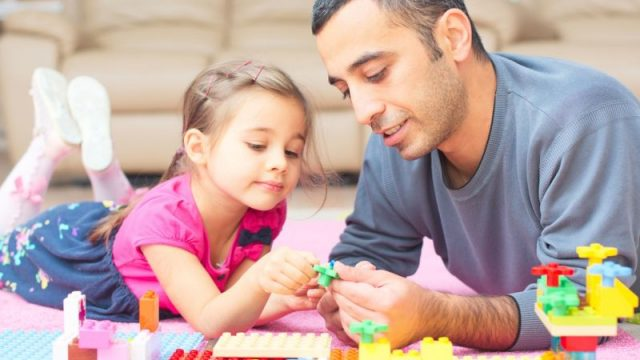 'Dad Shaming' Is Real, Survey Shows