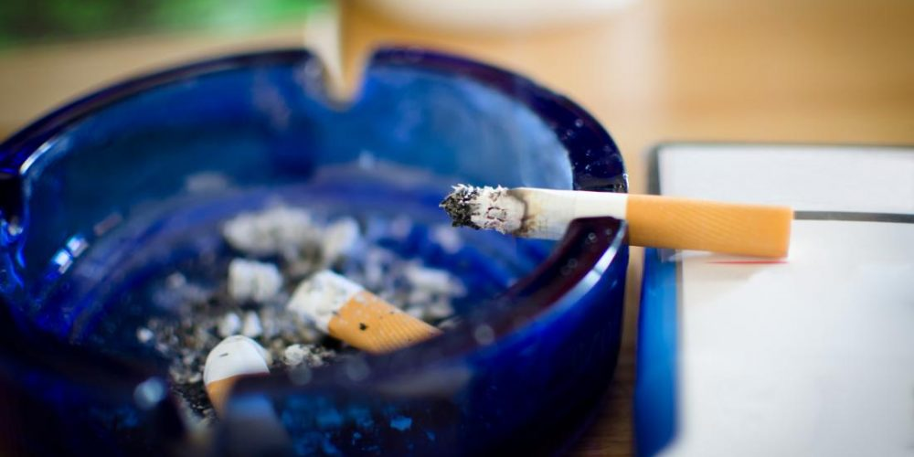 How long does nicotine stay in your system?