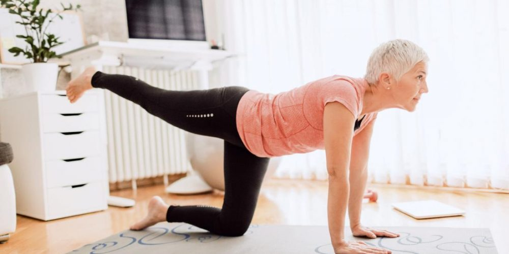 Osteoporosis: Some yoga poses may cause bone injuries