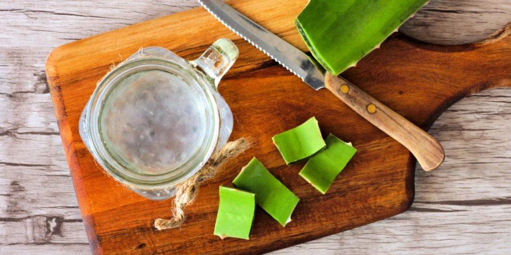 What are the health benefits of aloe vera juice?