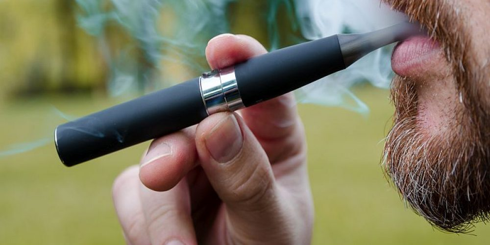 Cancer Patients Vaping in Growing Numbers