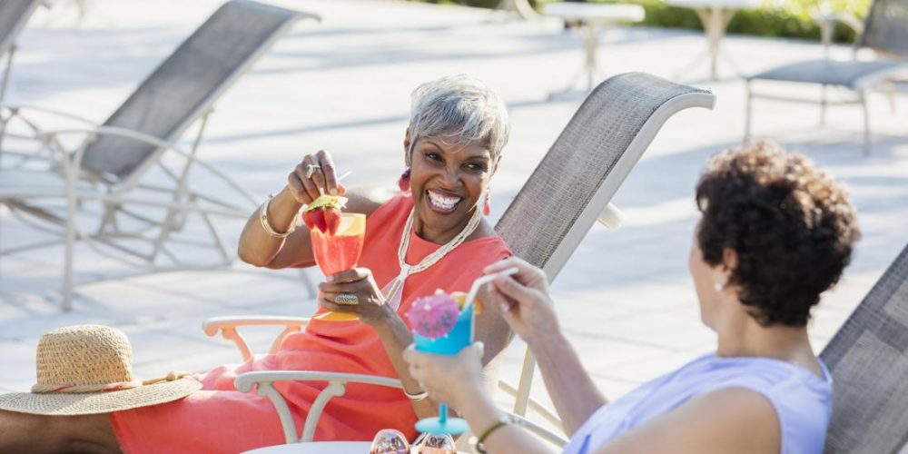 Does drinking alcohol in older age prolong life?