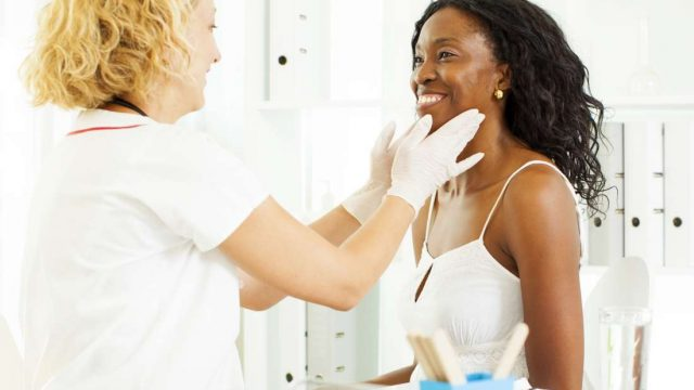 Facts about skin cancer in black people