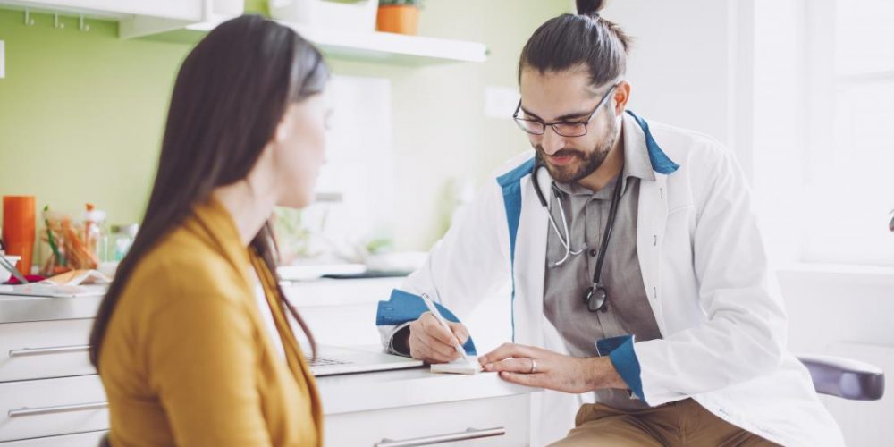 How does a doctor diagnose addiction?