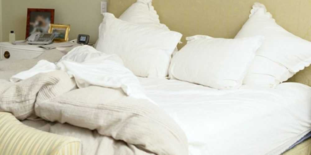 Is Your Mattress Releasing Toxins While You Sleep?