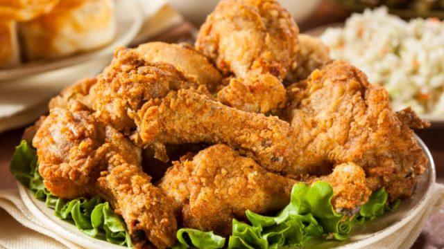 More Evidence Fried Food Ups Heart Disease, Stroke Risk