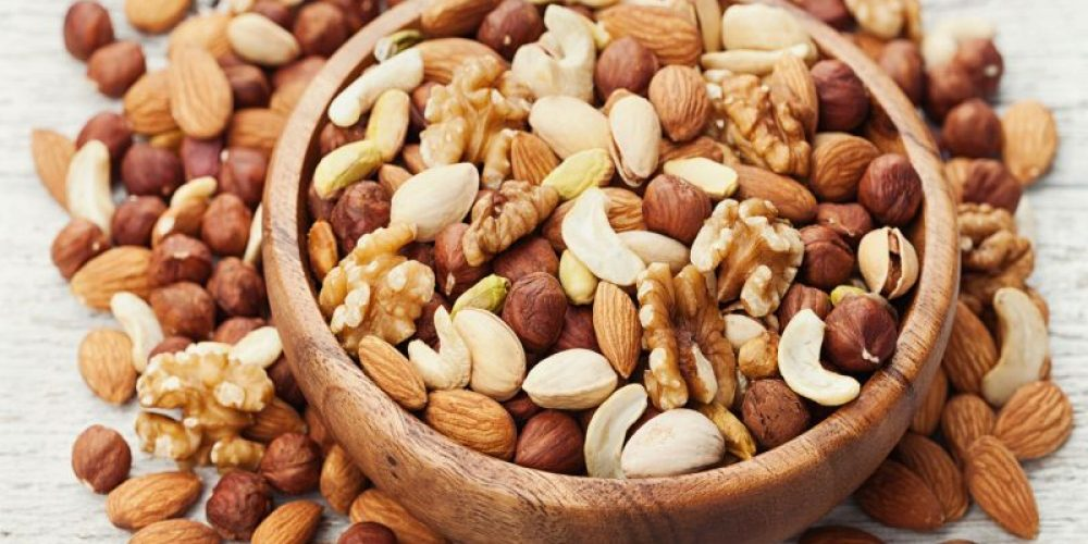Walnuts, Almonds Help the Hearts of Those With Type 2 Diabetes