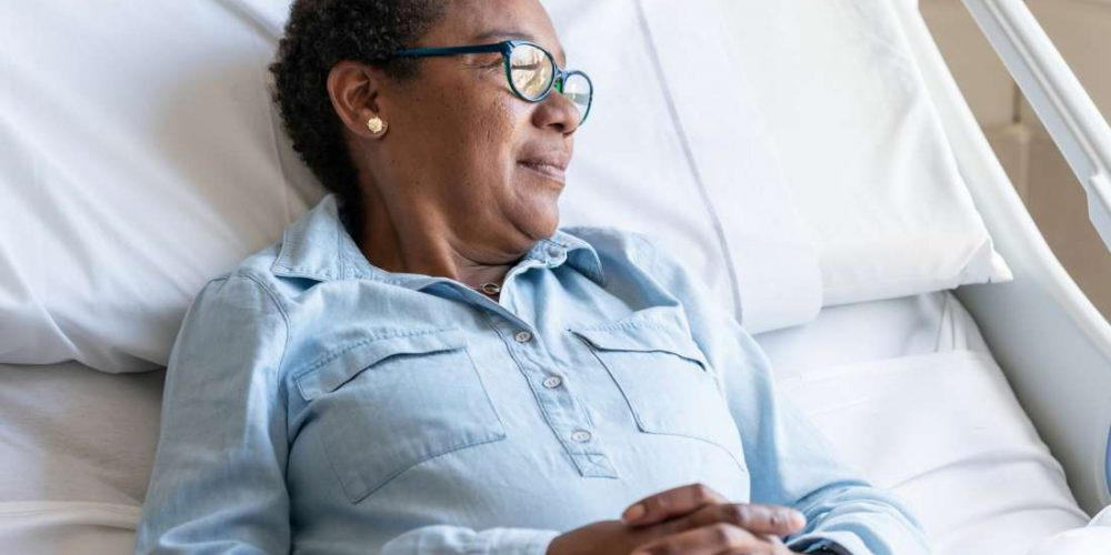 What is the link between age and breast cancer?
