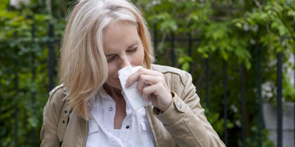 Are allergies linked to anxiety and depression?