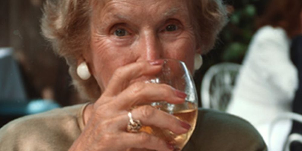 As You Age, Alcohol May Be Harder to Handle