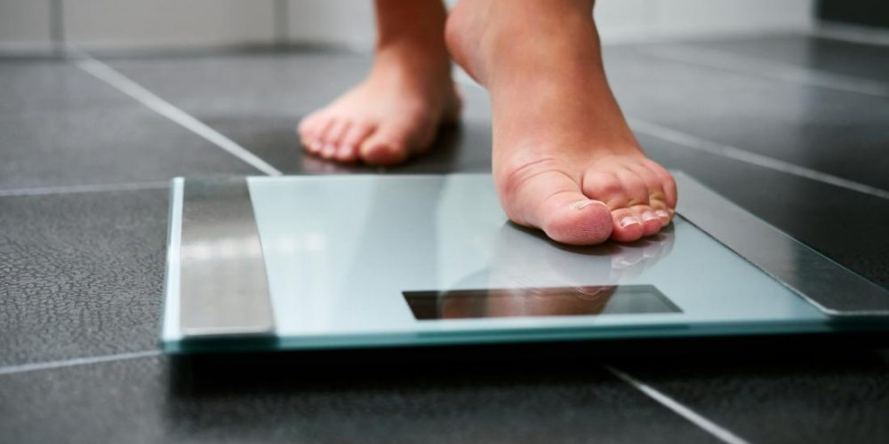 Can taking Cymbalta affect a person's weight?