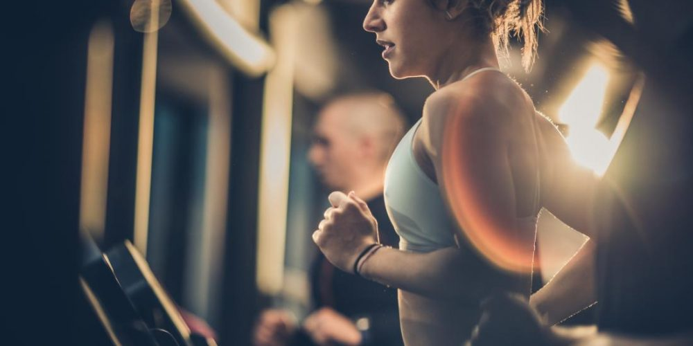 Can treadmill exercise relieve period pain?
