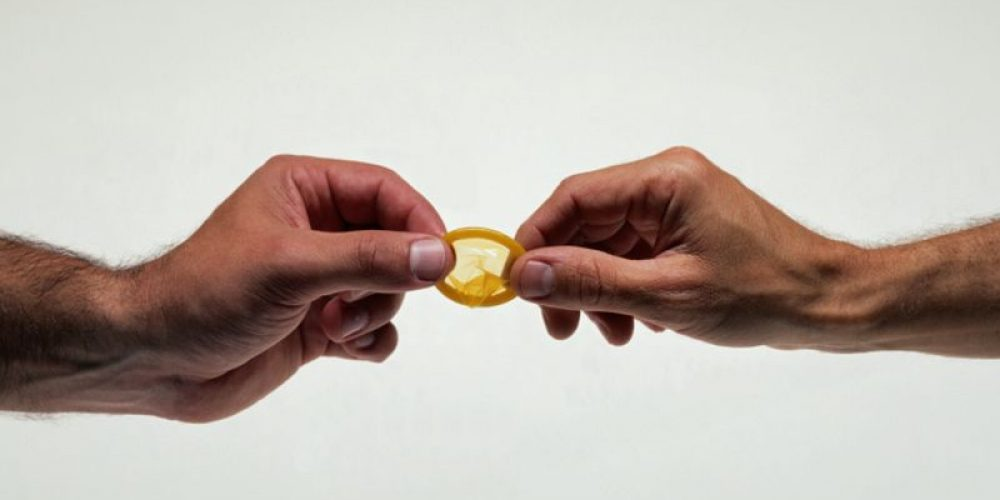 Father-Son Talks About Condoms Pay Health Dividends