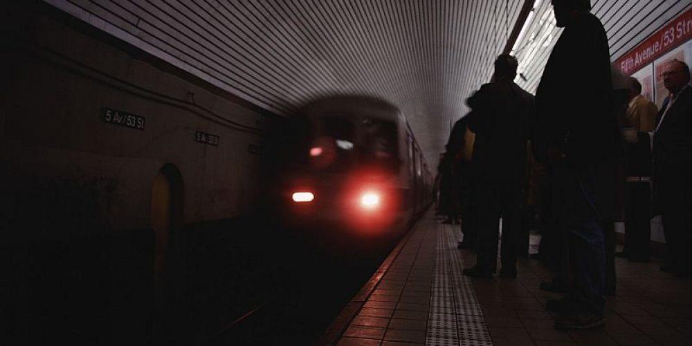 Flu Rides the Subway, Too