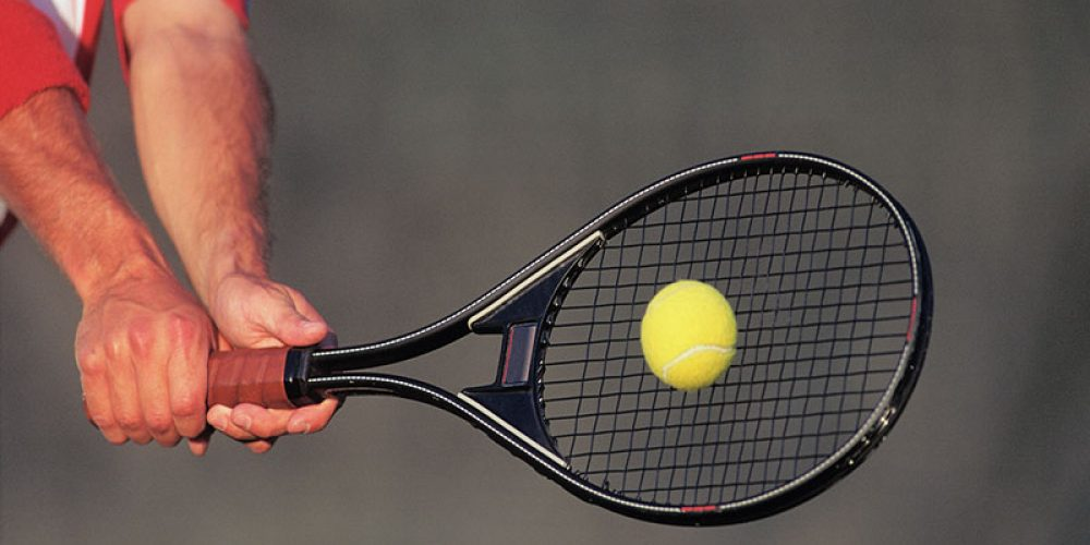 Get in Shape for Tennis and Other Racquet Sports