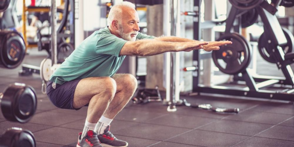 Increased muscle power may prolong life