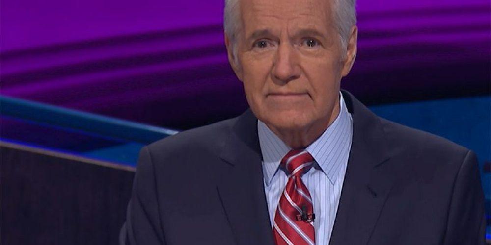 'Jeopardy' Host Alex Trebek Reveals He Has Pancreatic Cancer