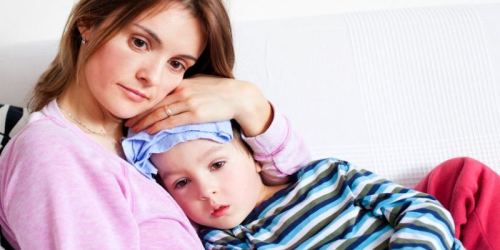 Many Parents Wrong About What Prevents Colds in Kids