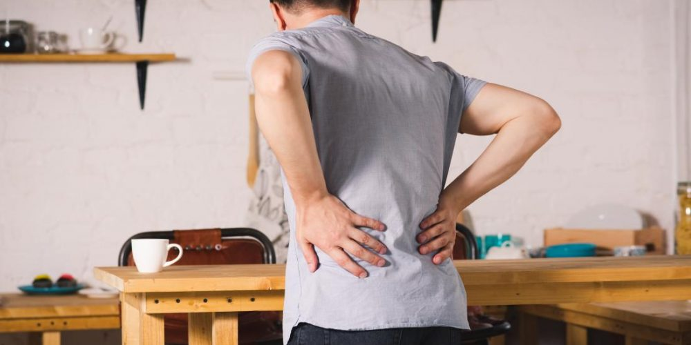 Prostate cancer and back pain