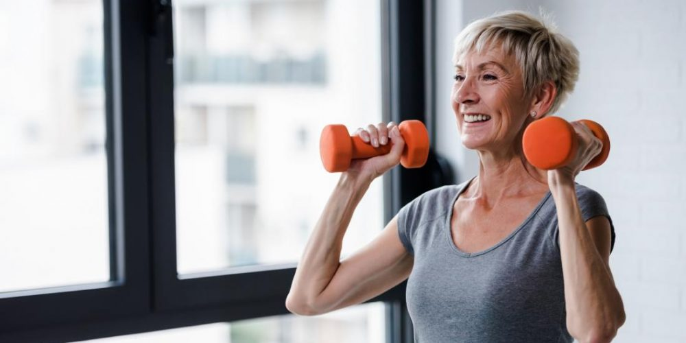 Resistance training for healthy aging: The whys and hows