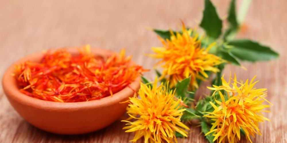 Six health benefits of safflower oil