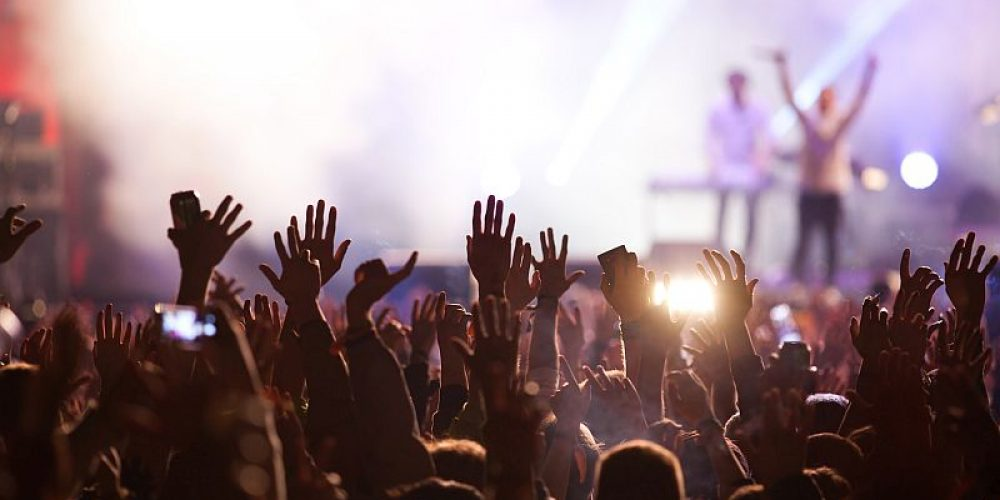 Strobes at Concerts May Cause Epileptic Seizures