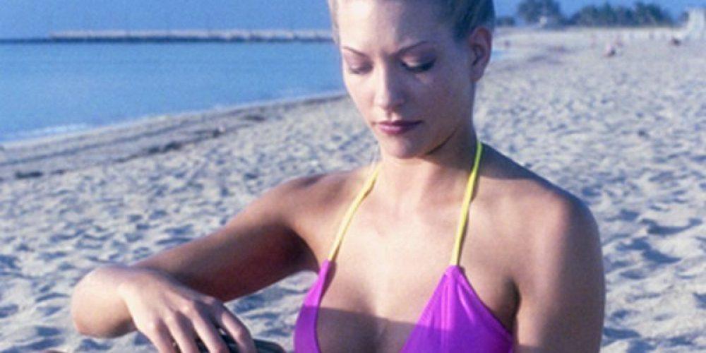 Sunscreen's Secret Bonus: It Could Help Keep You Cool
