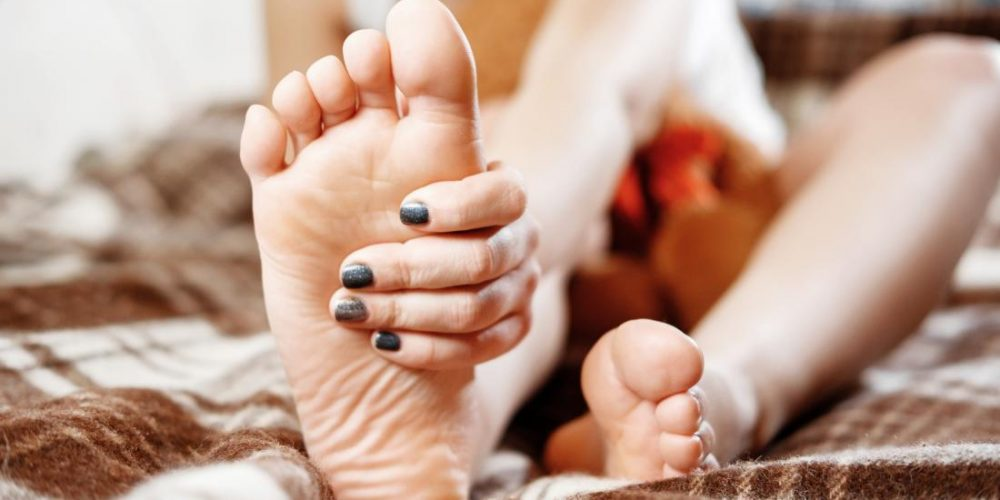 Causes and treatment of foot cramp