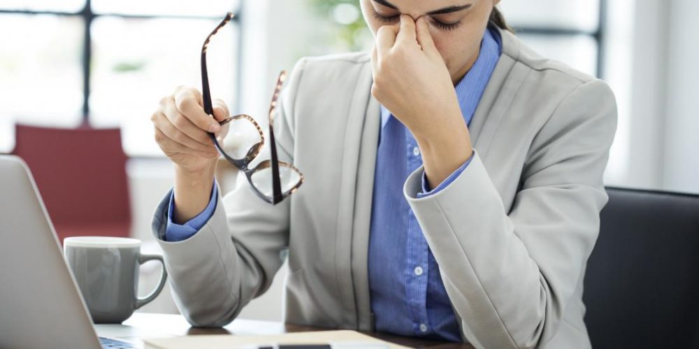 Does the 20-20-20 rule prevent eye strain?